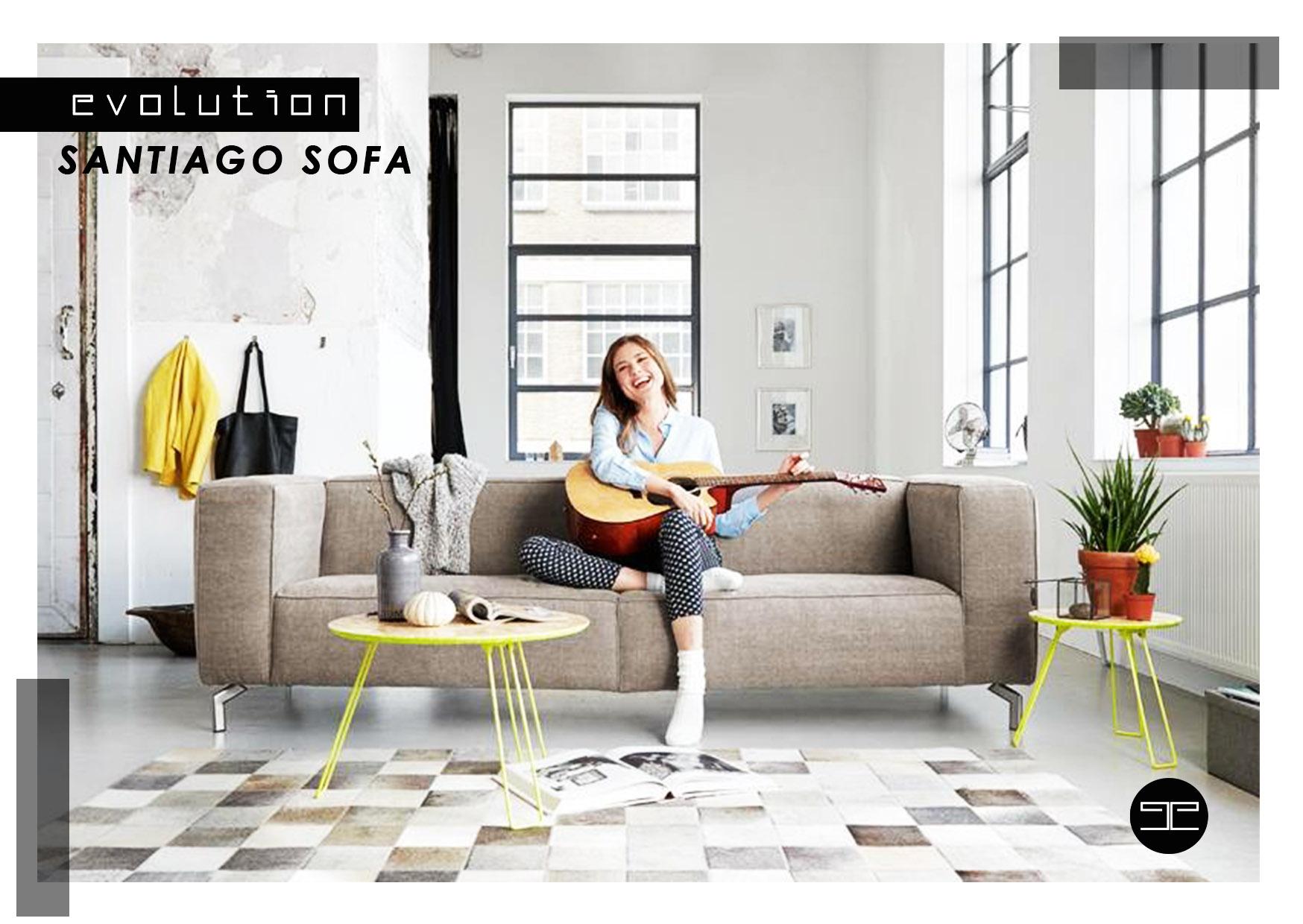 Evolution-Design Meubelen-Santiago