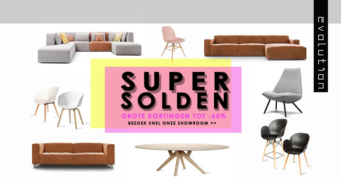 Evolution-Design-Solden