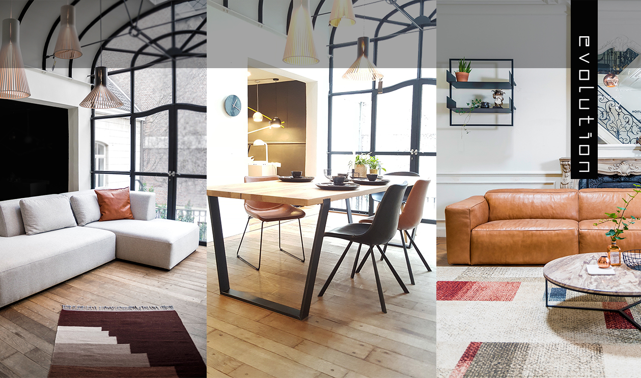 Evolution-Design meuebelen-uitverkoopactie