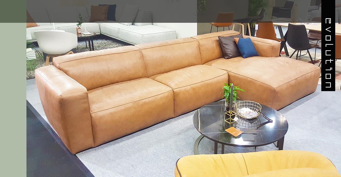 Evolution-Design Zetels-Havana Sofa