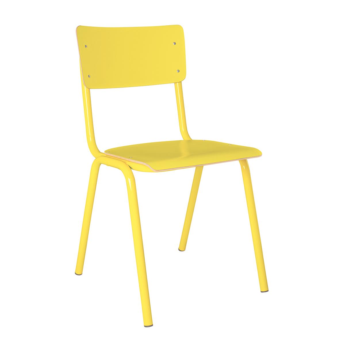 Stoelen van zuiver cheap brent stoel zuiver grijs with for Zuiver stoelen