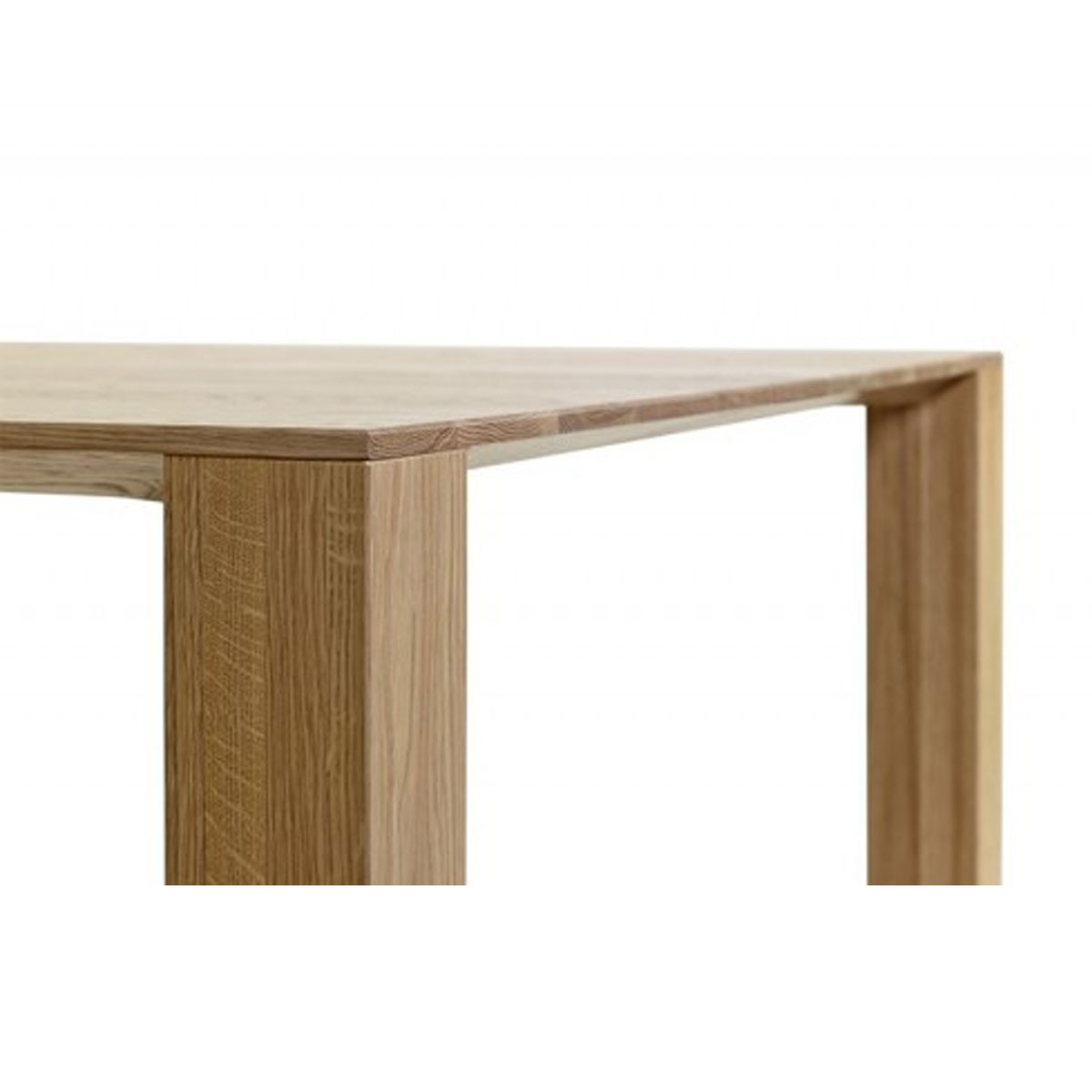 Evolution Design Tafel massief eik Squat