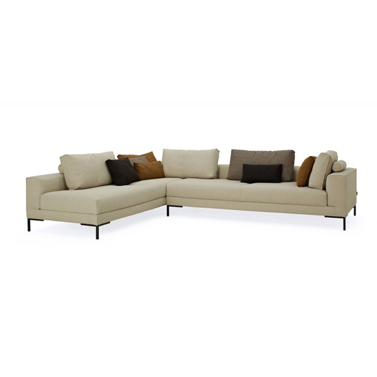 Aikon lounge van design on stock evolution design meubelen for Lounge zetel