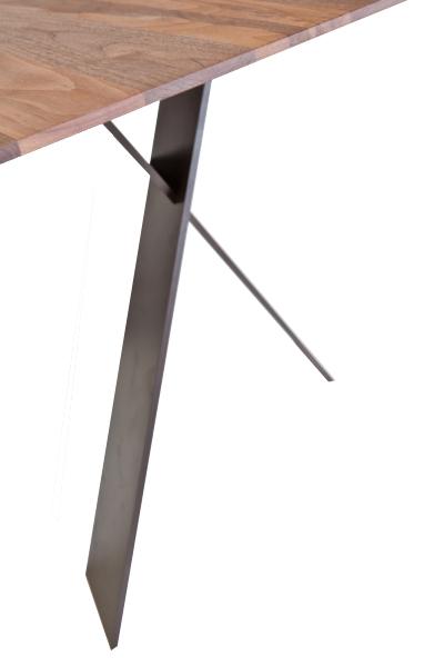 Cross massieve houten tafel