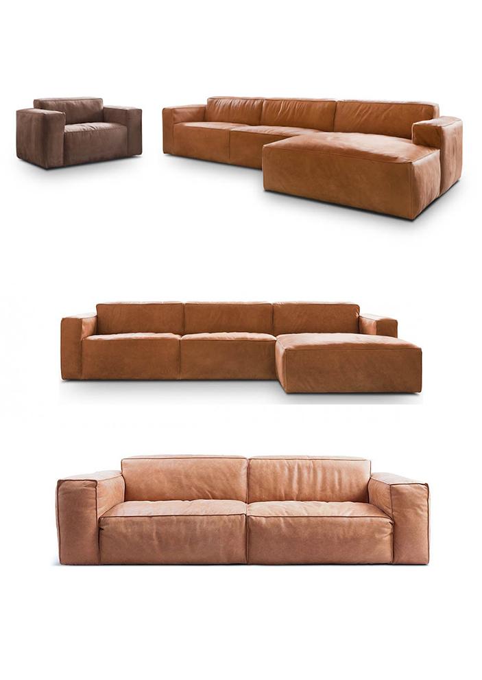 Evolution Design Meubelen: Havana Sofa