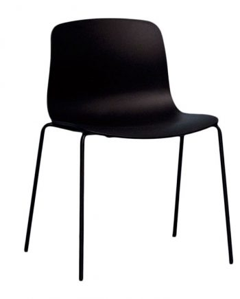 Abou A Chair 16 HAy zwart