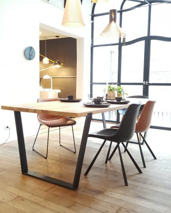 evolution massieve tafels