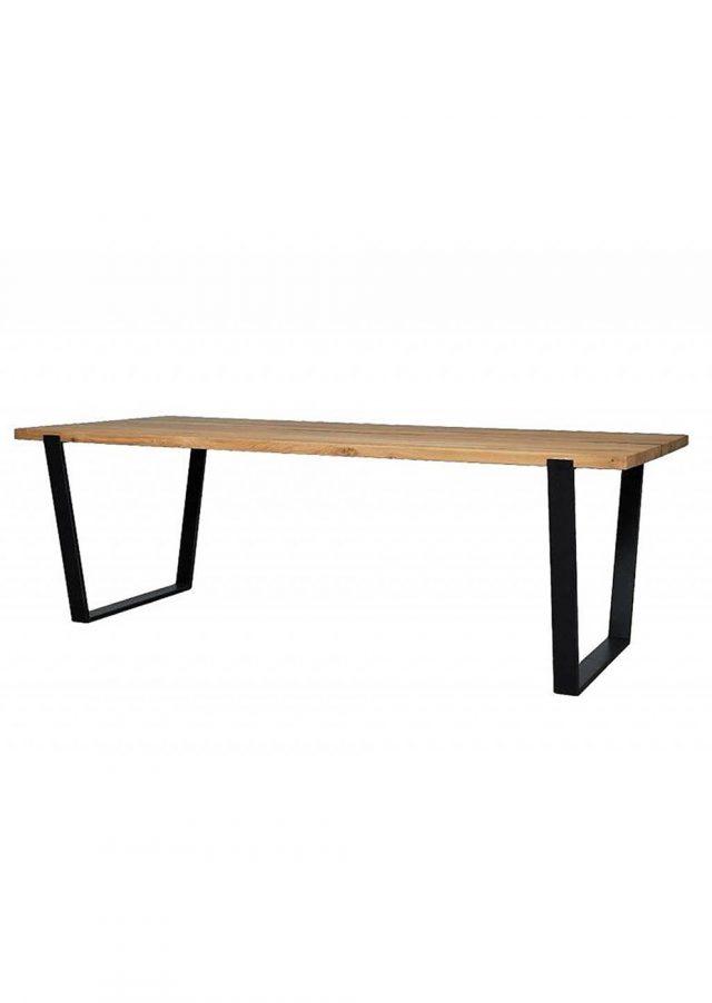 Evolution Design tafel - massief eik