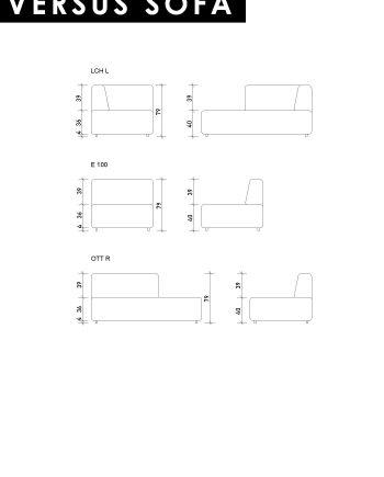 Versus Sofa