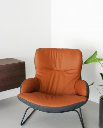 Big jerry fauteuil project evolution design meubelen