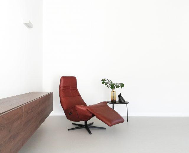 Worm fauteuil project evolution design meubelen
