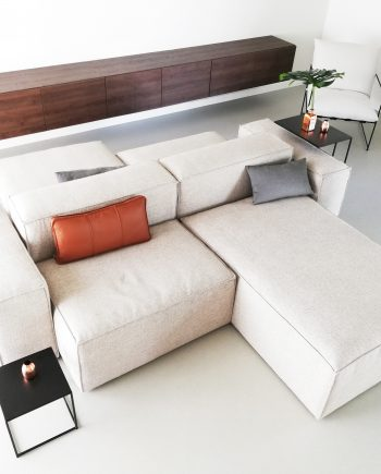 Evobloq sofa project evolution design meubelen