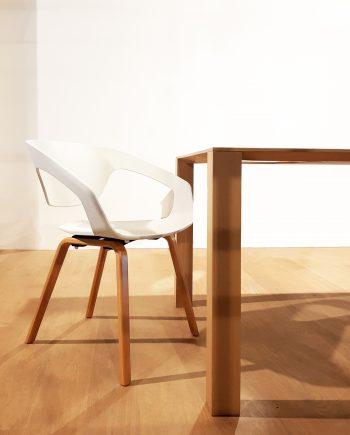 Project Evolution Design Meubelen Stoel Krukken Grijs wit zwart moderne meubelen design hoekzetel leder salons loungezetel stof grijze stof