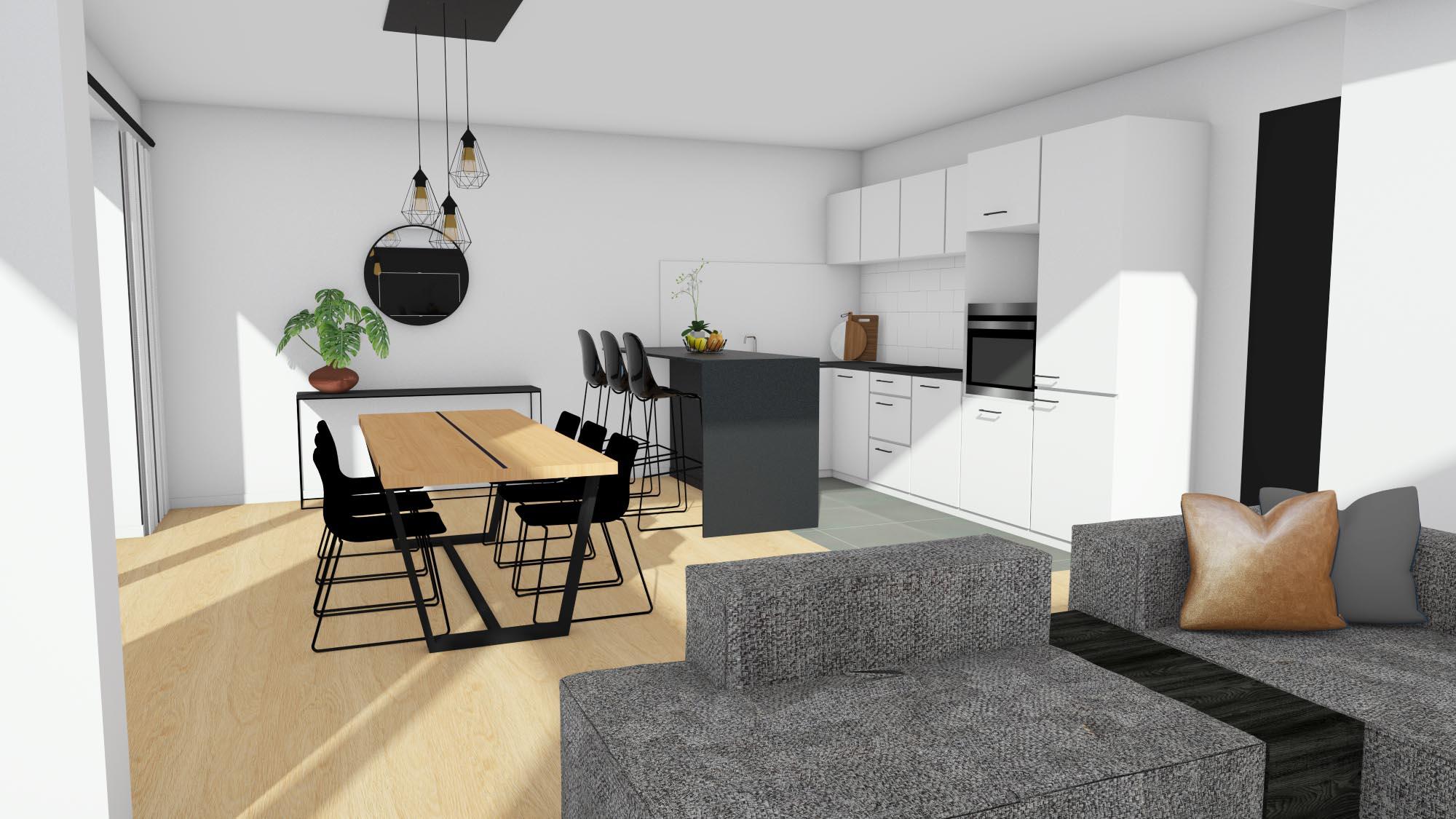 Evolution-interieurwinkel-hasselt-totaalinrichtingen-familie-V-3D-visualisatie-keuken
