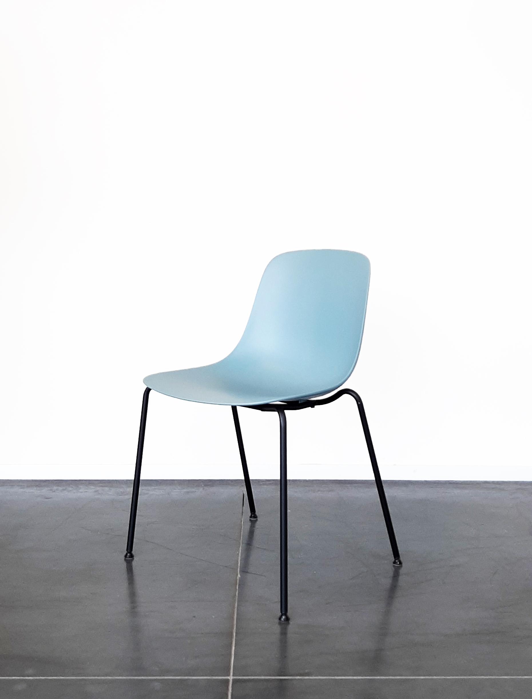 Leuke Design Fauteuil.Scandinavische Stoelen Van Evolution Toto Chair Stapelbaar