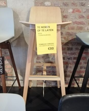Kuskoa kruk Evolution Toonzaalmodel solden design meubelen 3