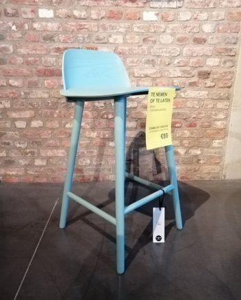 nerd barstool muuto Evolution Toonzaalmodel solden design meubelen 2