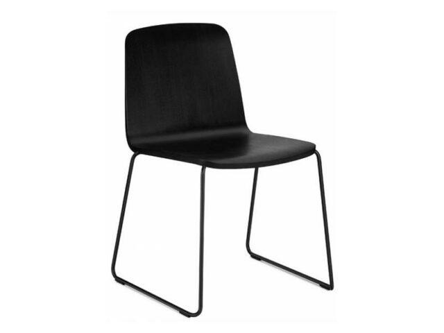 normann-copenhagen-just-chair-stoel-zwart-hout.