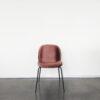 Evolution-hasselt-interieurwinkel-meubelen-design-stoelen-elliot-velvet-chair-vooraanzicht