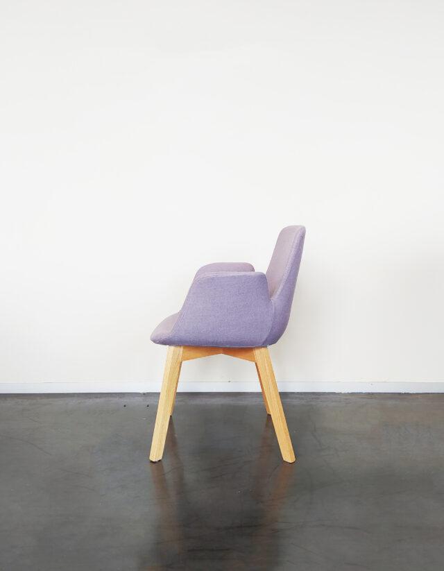 Maurice chair Krukken Evolution Stoelen Velvet Hoekzetel Hoeksofa chaise longue lounge sofa design meubelen