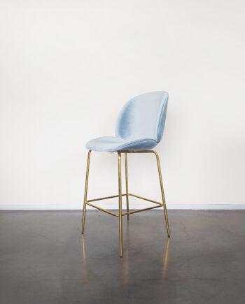 Krukken Evolution Stoelen Velvet Hoekzetel Hoeksofa chaise longue lounge sofa design meubelen
