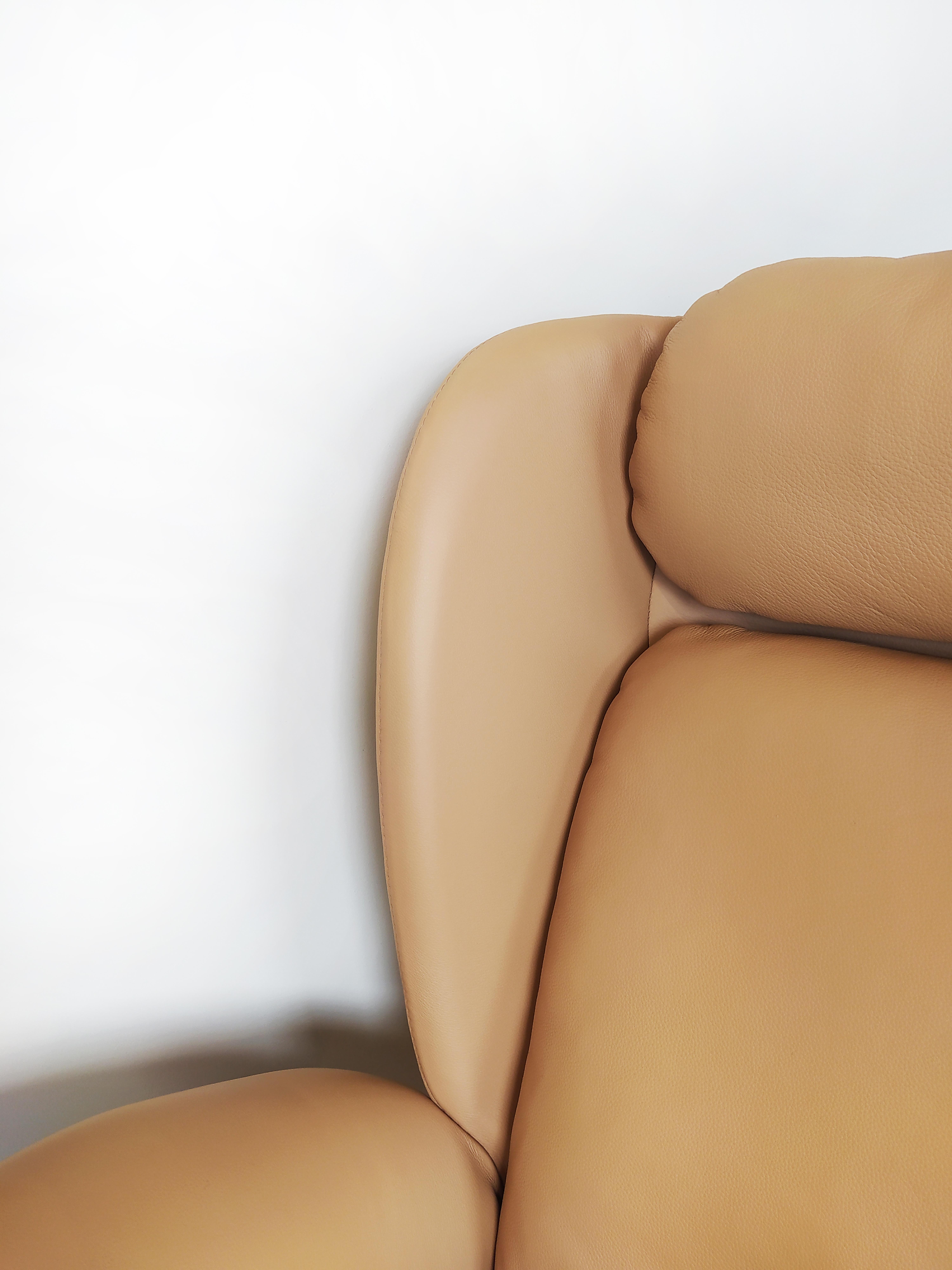 Jane fauteuil leder Evolution Design meubelen solden