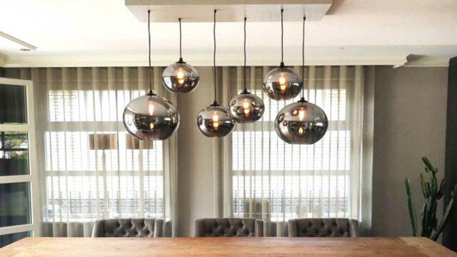 Evolution Design By Eve Hang lampen Ball 3