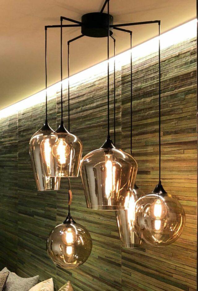 Evolution Design By Eve Hang lampen Bell 2
